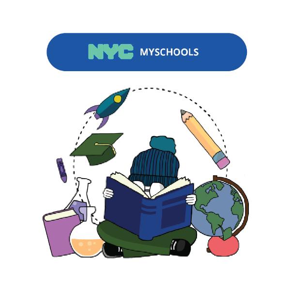 MySchools NYC logo