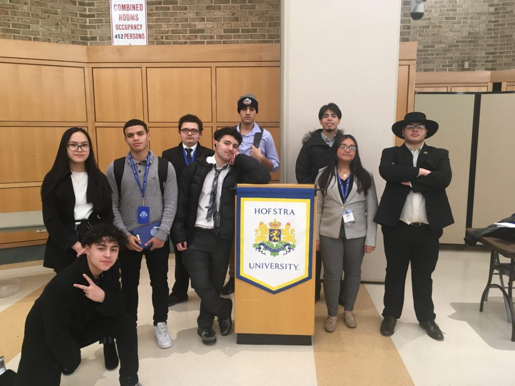 HSTAT Model United Nations at Hofstra University