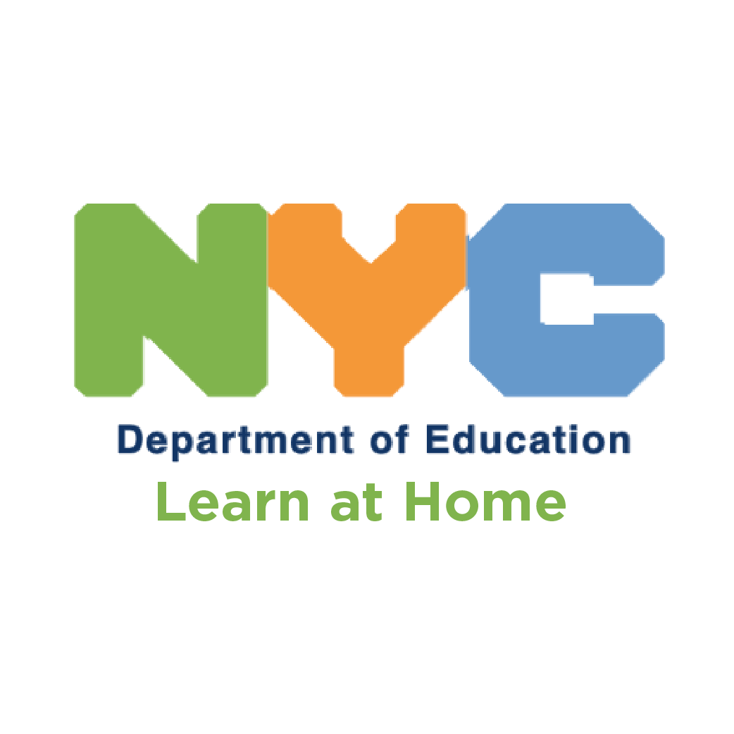 NYC DOE Learn at Home icon