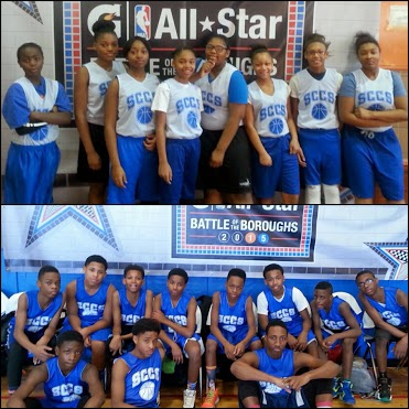 SCCS basketball teams