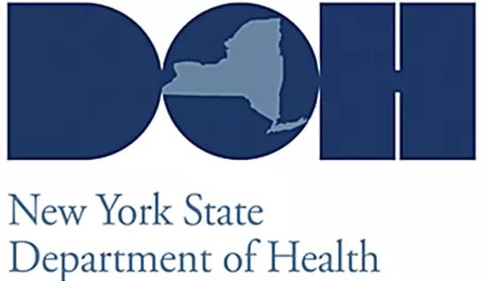 NYS DOH logo