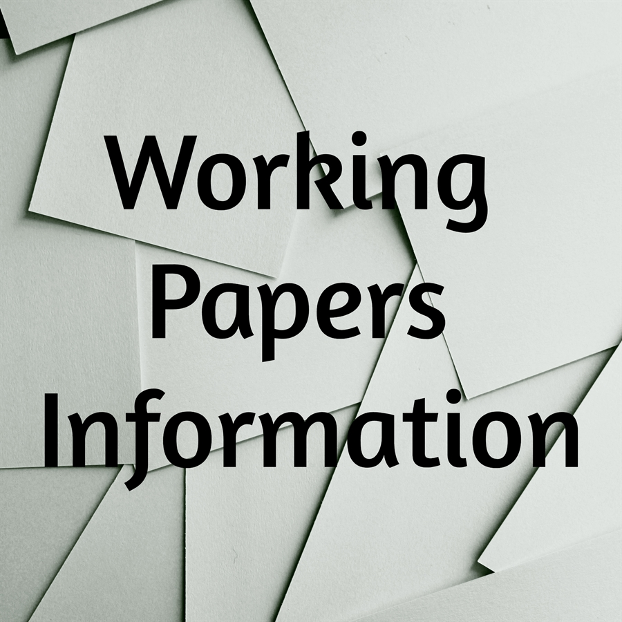 decorative picture of papers for work permit