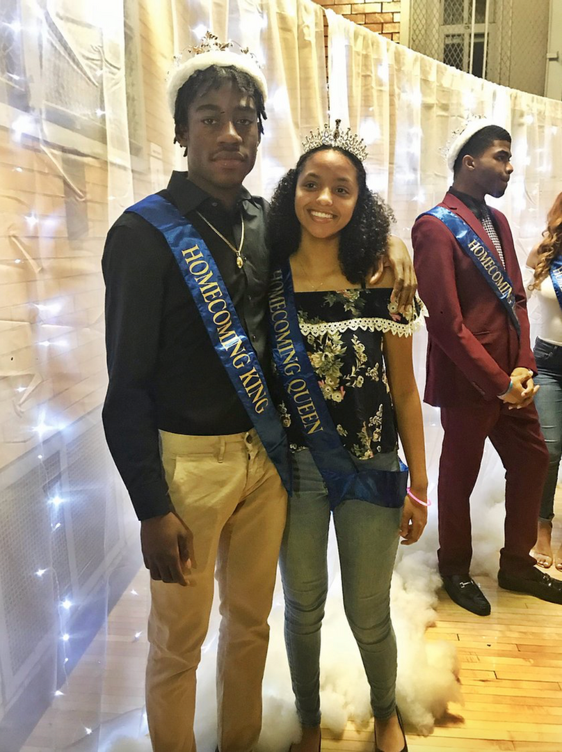 Home Coming Winners, Kelly & Armani