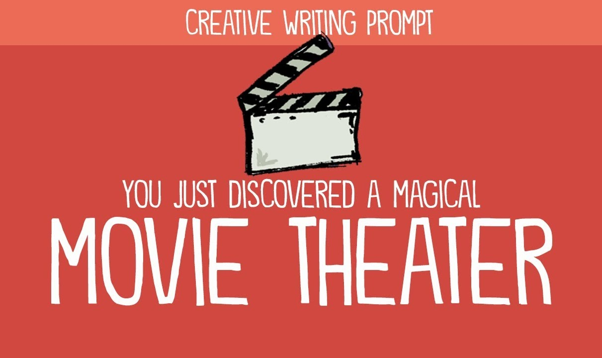 Prompt: you just discovered a magical movie theater