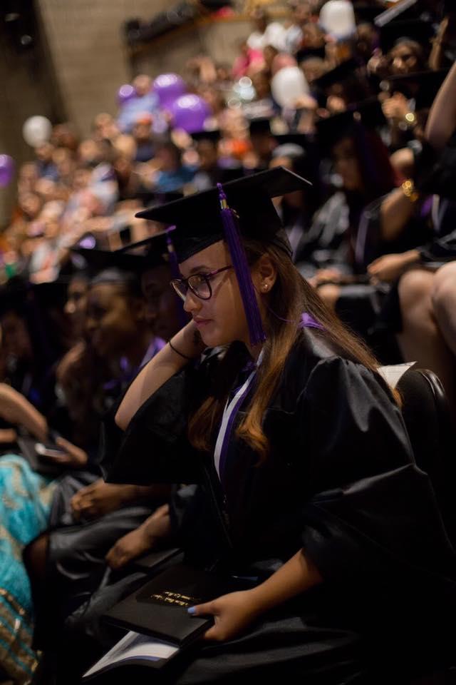 WVHS graduation