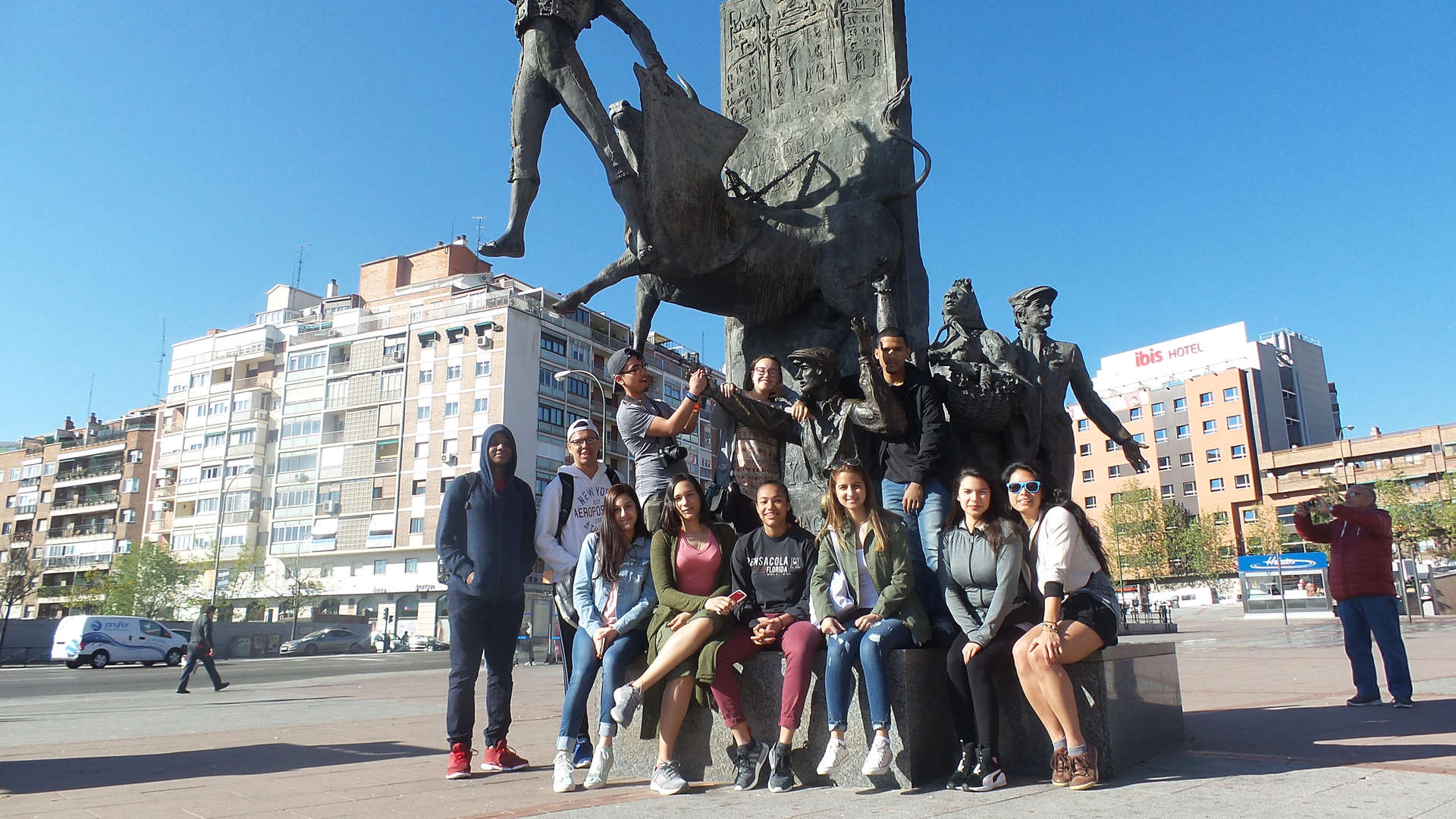 Student trip to Spain