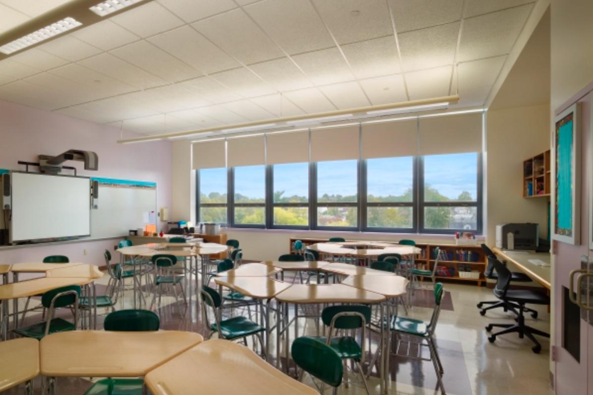 P.S. 102Q classroom