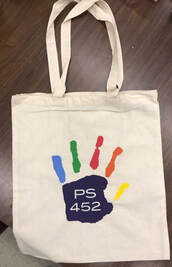 PS 452 Canvas Tote