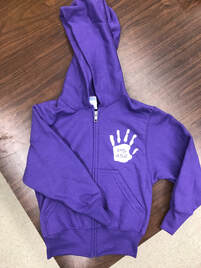 PS 452 Zipper Hooded Sweatshirt