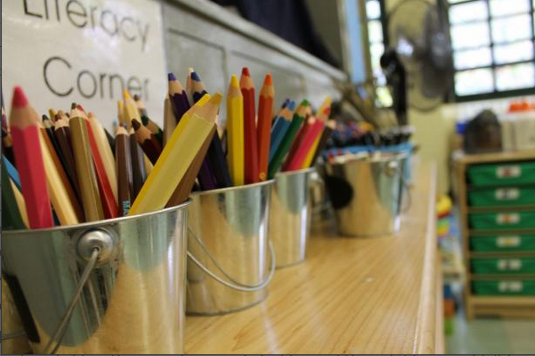 Art, music, P.E. and classroom materials
