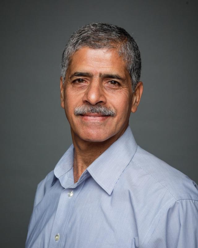 Portrait of Alaa Aly