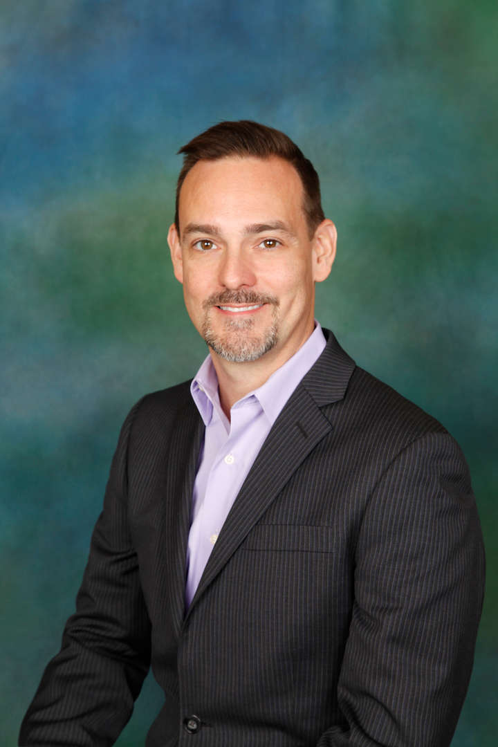 Portrait of David Scott Parker