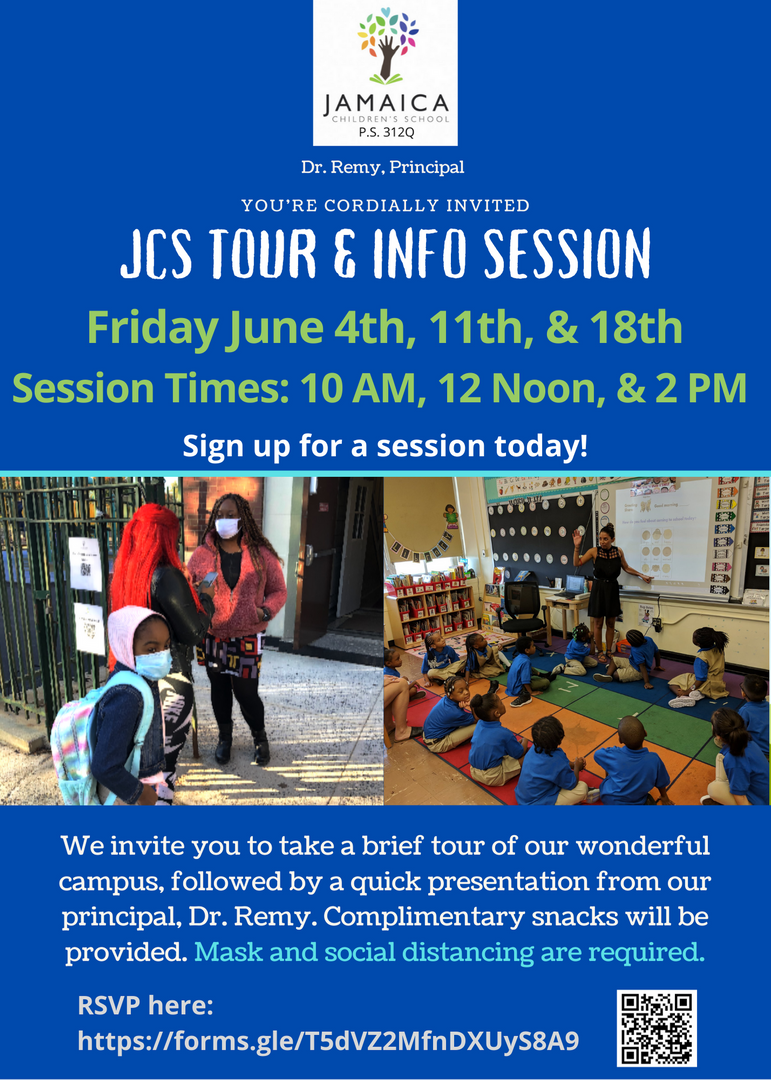 JCS TOUR AND SESSION