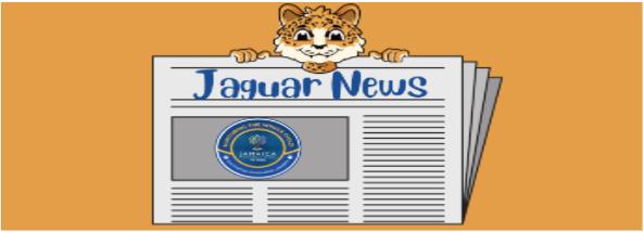 jaguar news LOGO