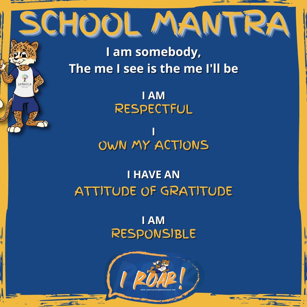 SCHOOL MANTRA