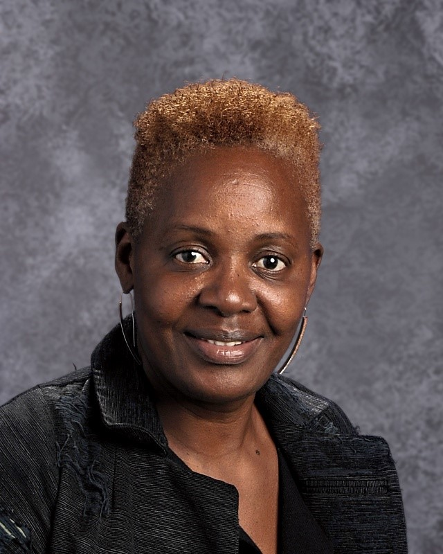 Ms. Benjamin