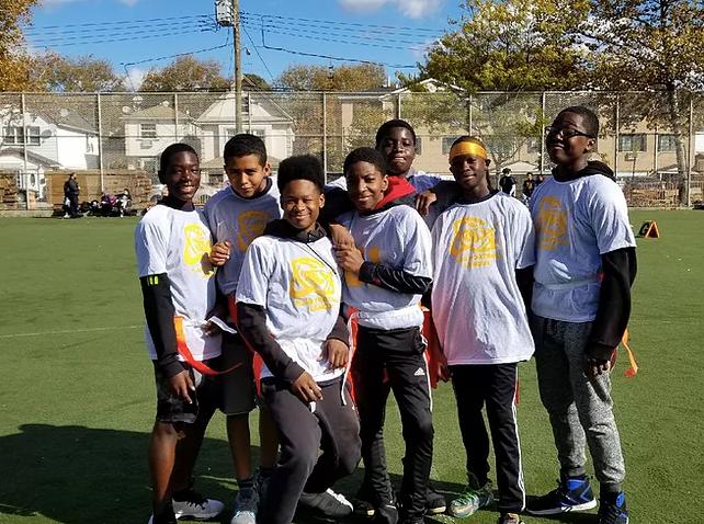 I.S. 381 Flag Football Team