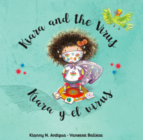 """""""Kiara and the Virus"""" Book of the Month for March"""
