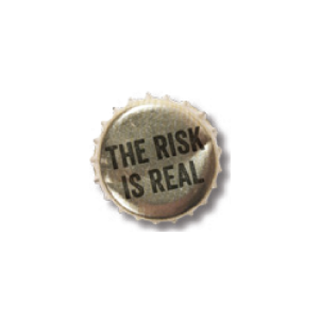 The Risk is Real icon