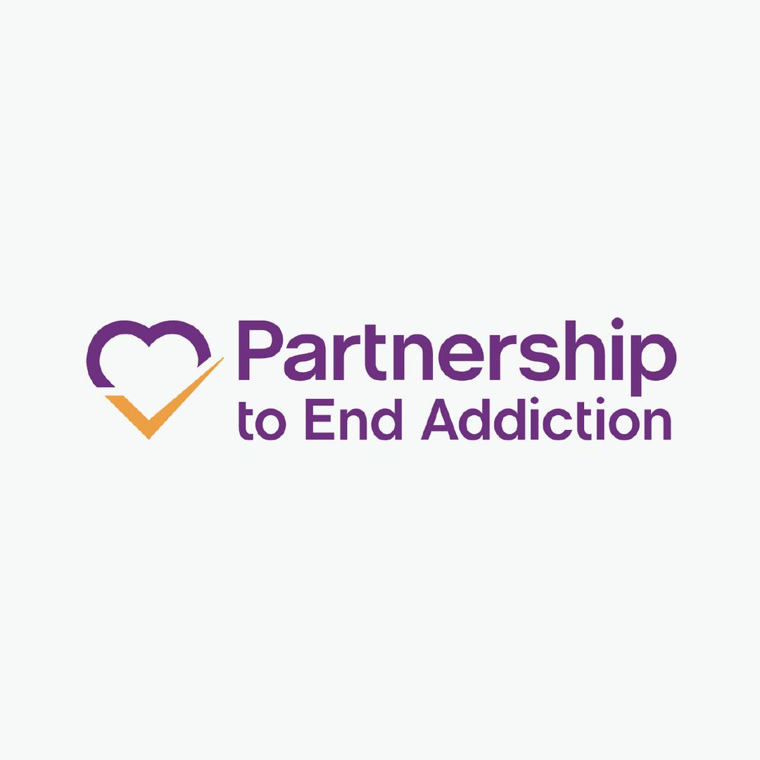 Partnership to End Addiction icon