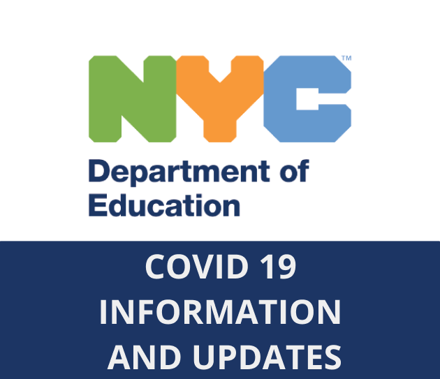 NYC DOE COVID-19 information and updates link