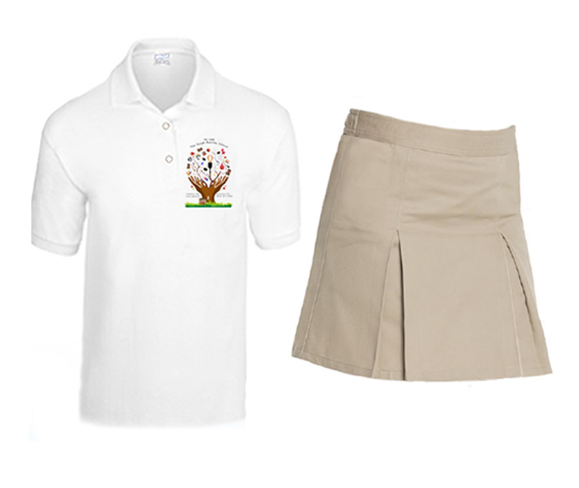 Upper Grades Uniform (3rd - 5th)