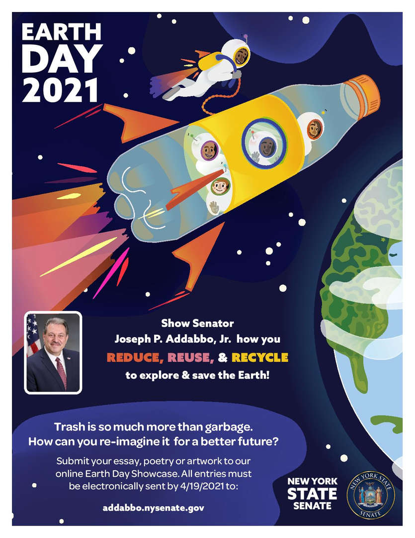 Earth Day Flyer 2021