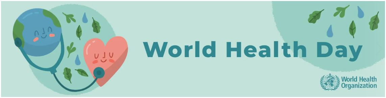 WHO World Heath Day Logo