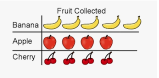 Fruit Collected Chart