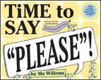 """Time to Say """"Please""""! Book by Mo Willems"""