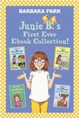 Junie B's First Ever Ebook Collection