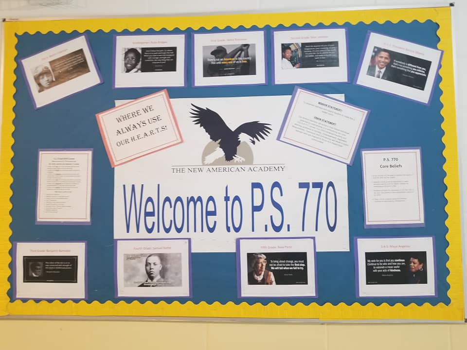 Welcome to the PS 770