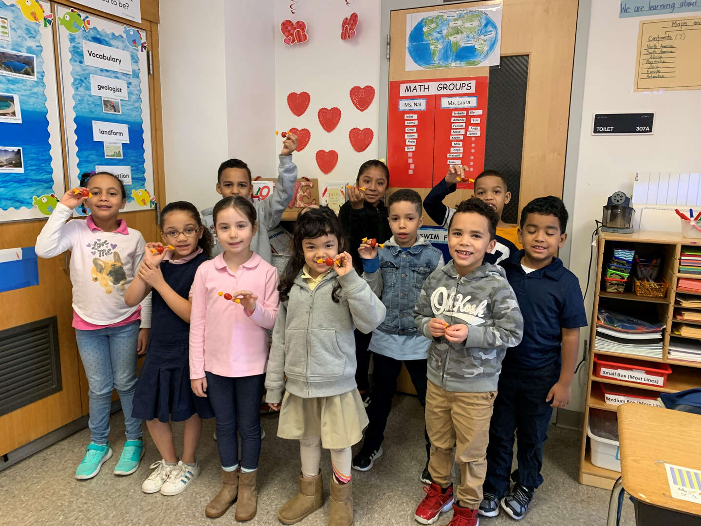 PS 178 Students