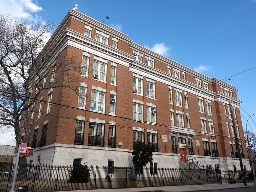 PS 159 School Building