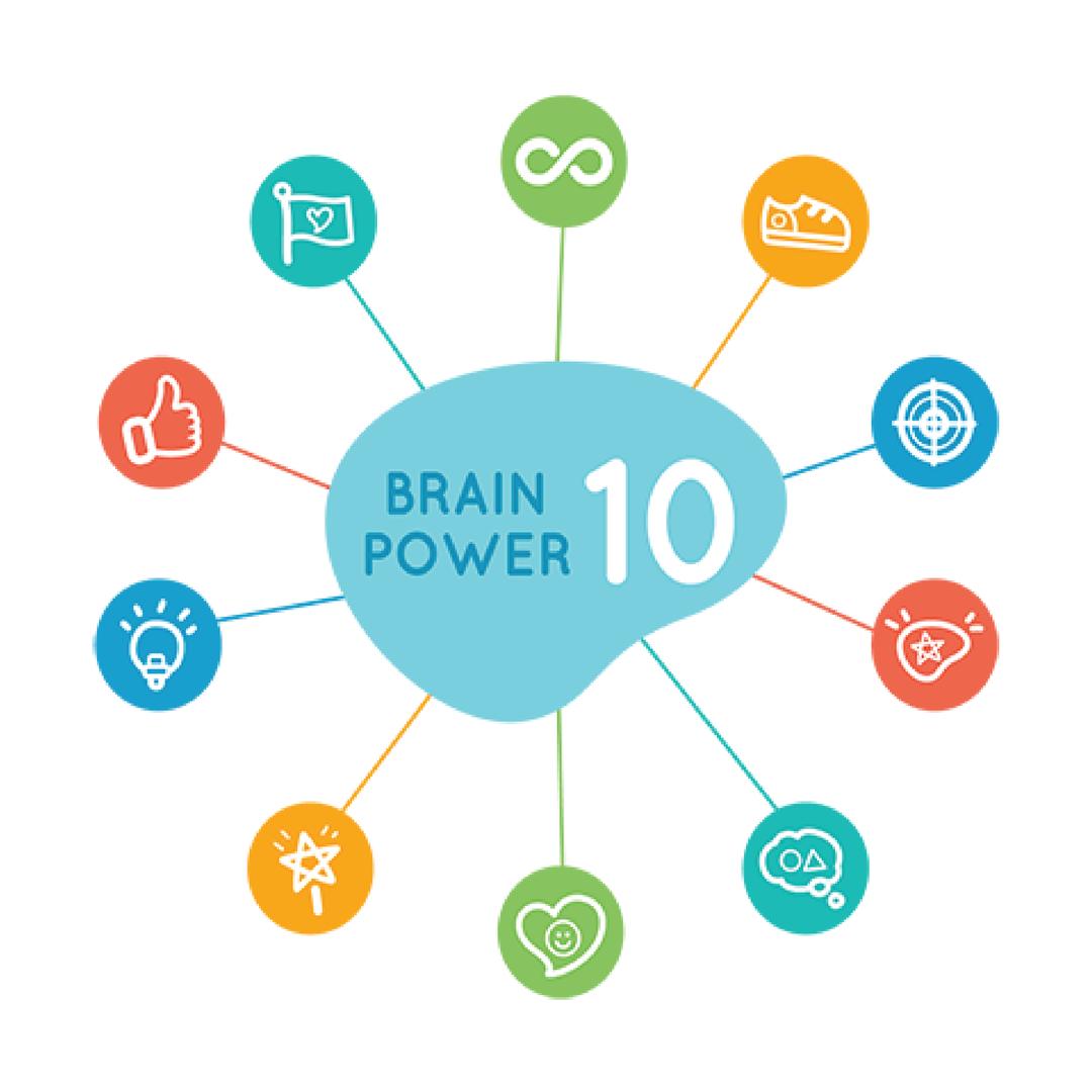 Brain Power 10