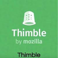Thimble by Mozilla