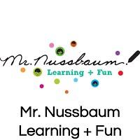 Mr. Nussbaum Learning + Fun