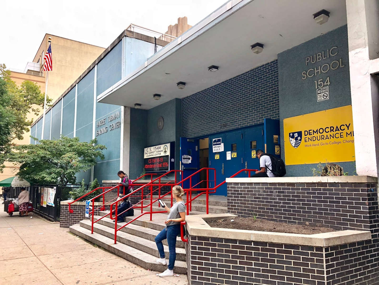 Public School 154 Harriet Tubman Learning Center
