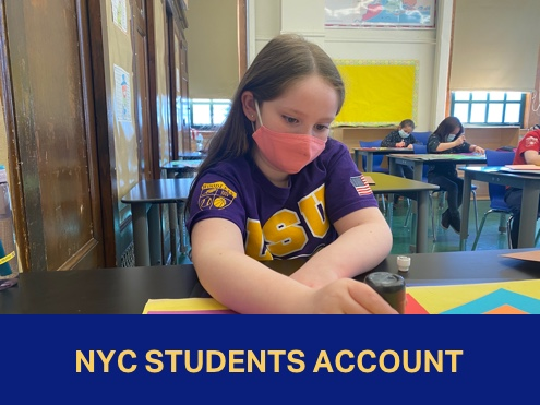 NYC Students Account