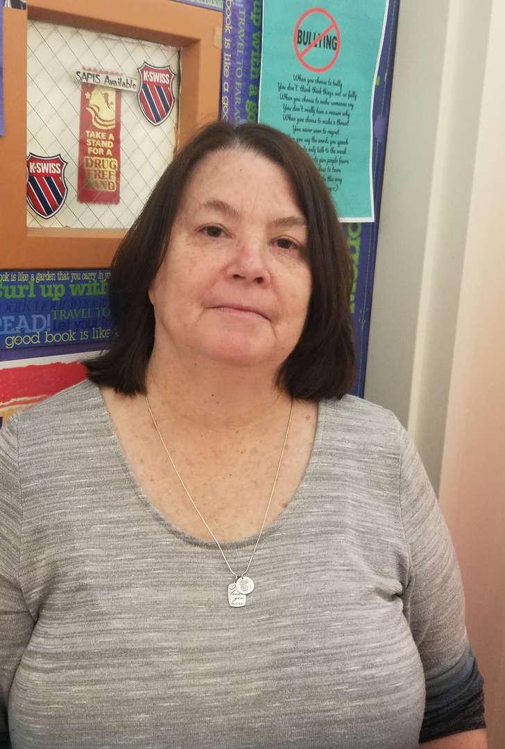 Parent Coordinator Ms. Reginella