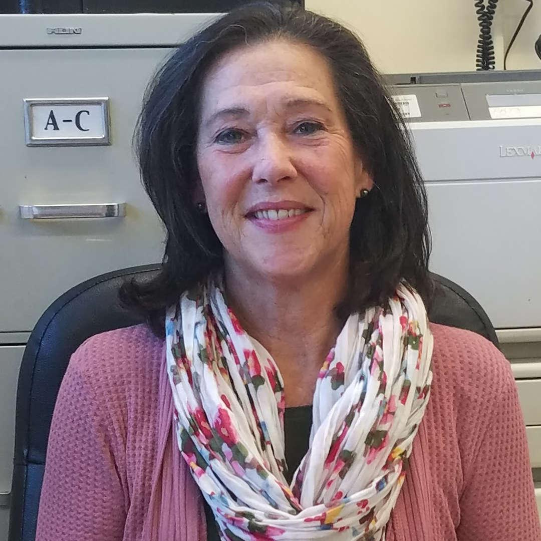 Principal's Secretary Mrs. Lynch