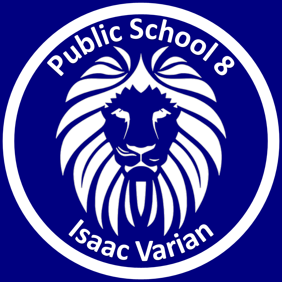 PS 8 Badge
