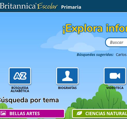 Britannica School Elementary Spanish