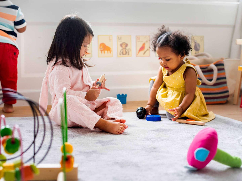 Kids in Learning Bridges Daycare