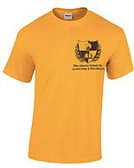 Yellow Gym T-shirt