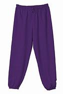 Purple Gym Shorts
