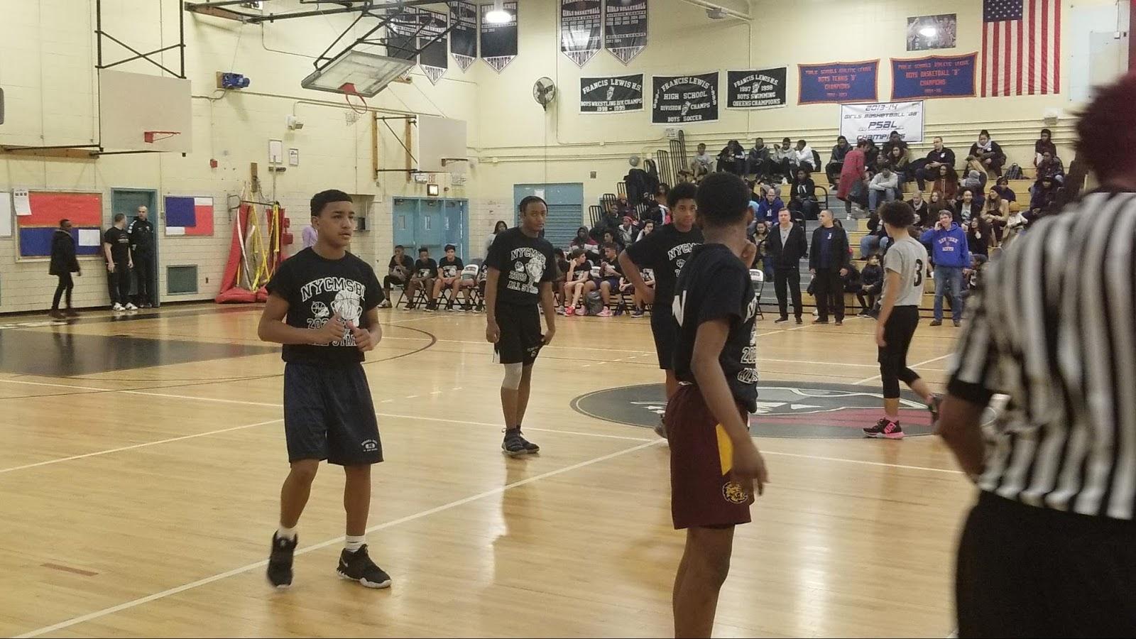 JHS Basketball Game