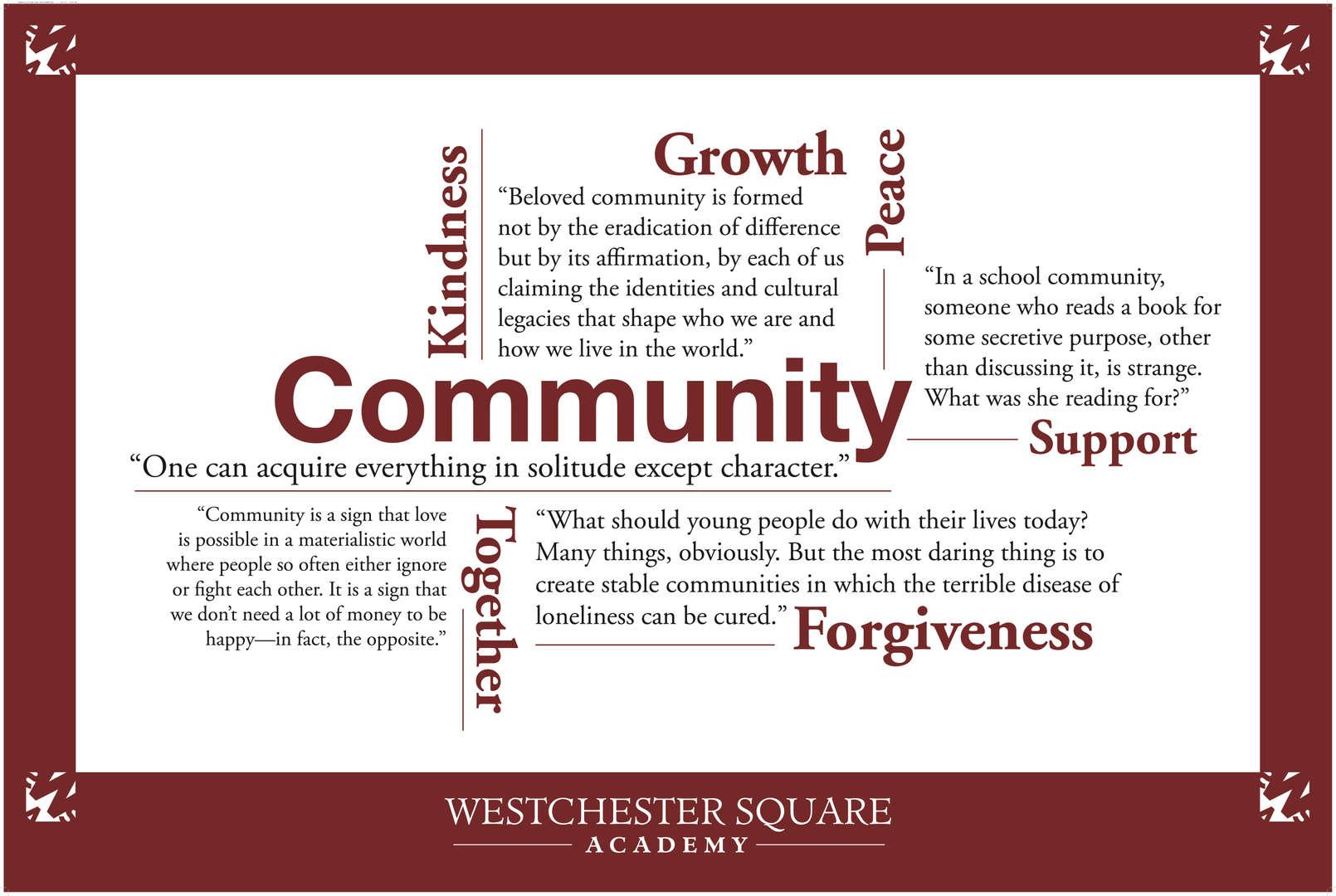 Community Core Value