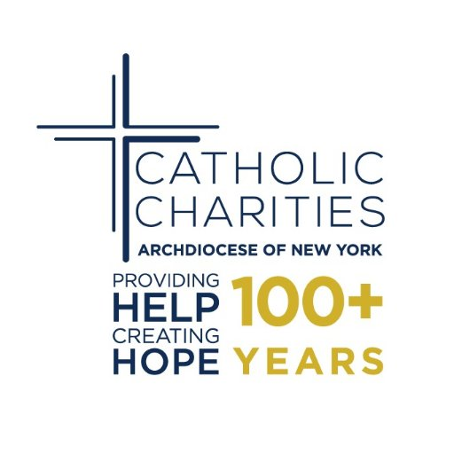 Catholic Charities Archdiocese of New York. Providing Help. Creating Hope. 100+ Years.