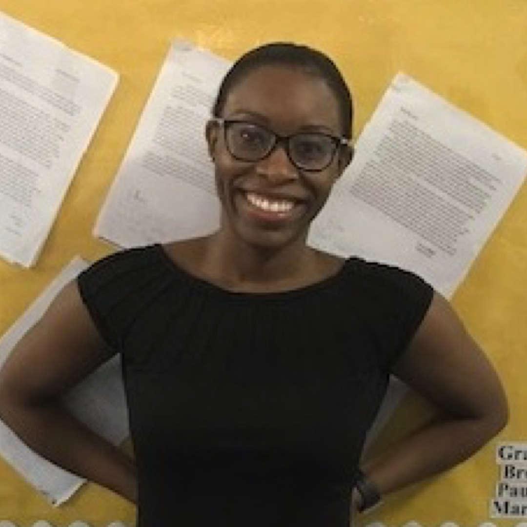 Headshot of Simone Brown
